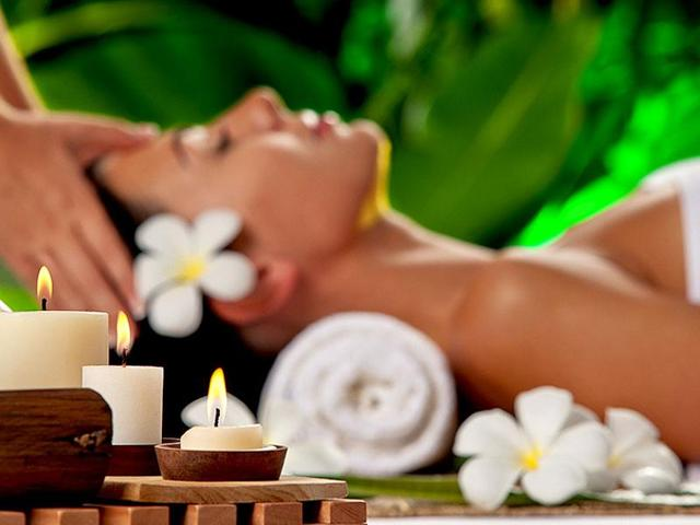 Spa to reduce stress levels