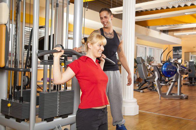 fitness coach..