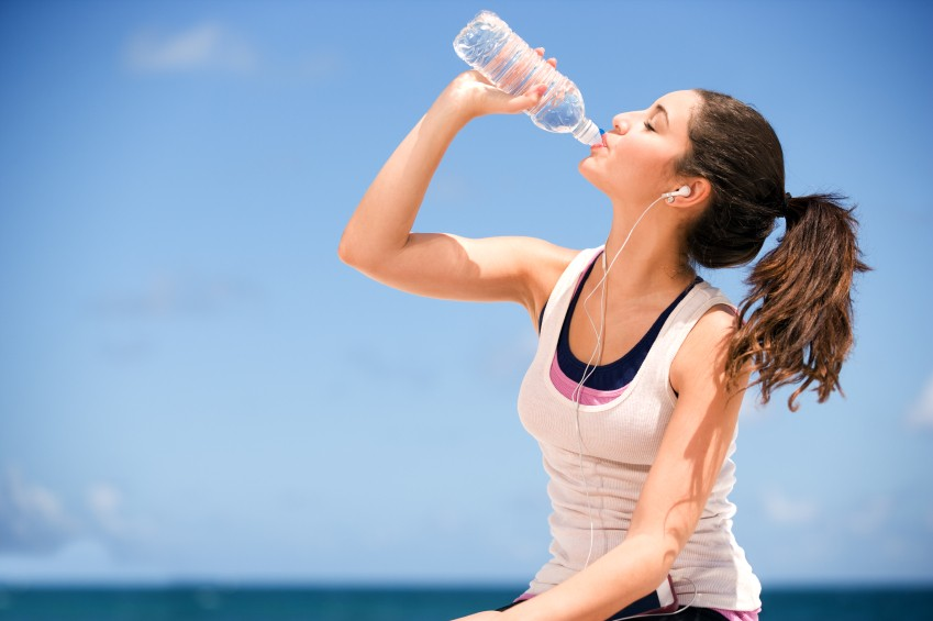 drinking water Every Day