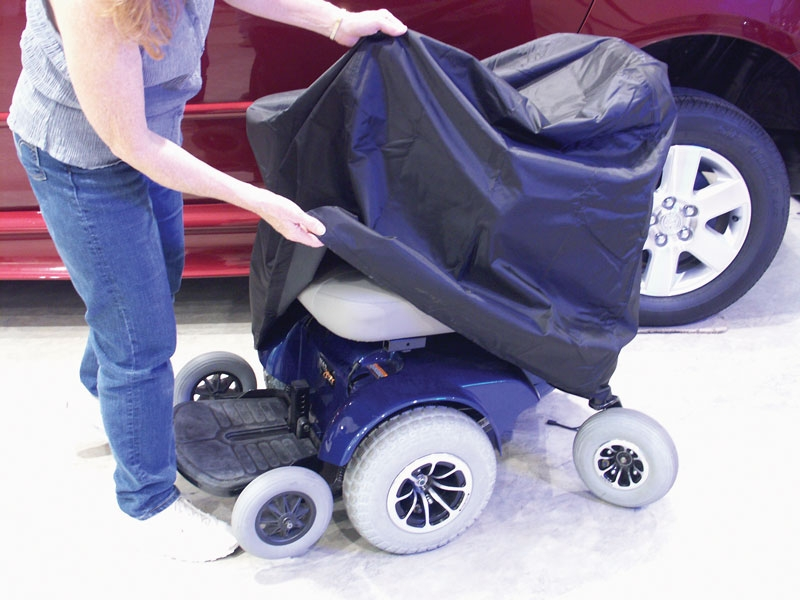 accessories for your powerchair
